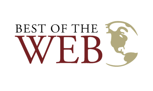 Best of the Web badge